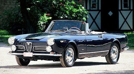 investment-tipp: alfa romeo 2600 | classic driver magazine