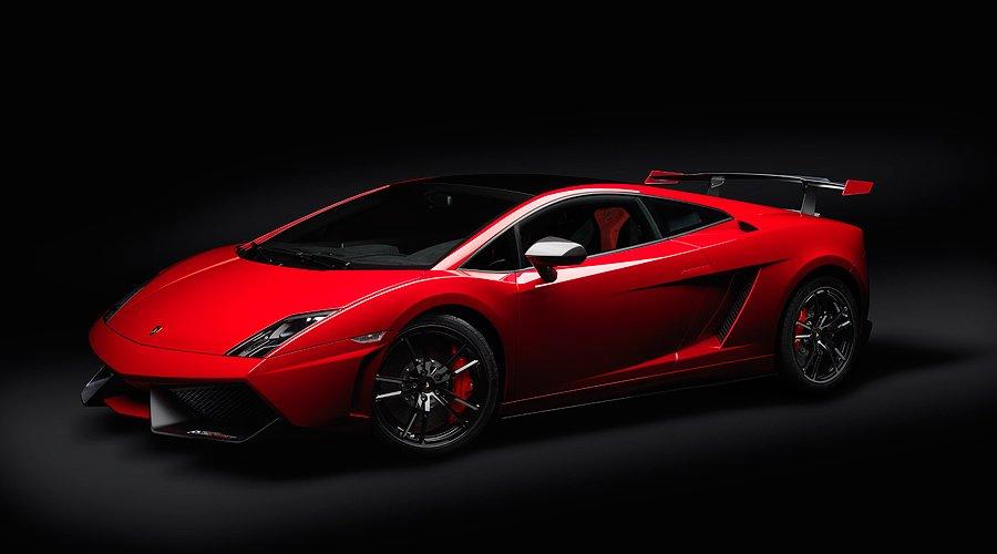 Lamborghini Gallardo 570-4 Super Trofeo Stradale enthüllt