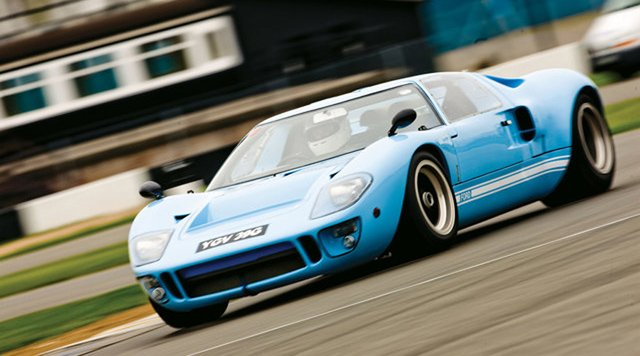 Editor's Choice: 1969 Ford GT40 for sale