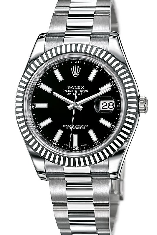 Icons of watchmaking history no.17: Rolex Datejust