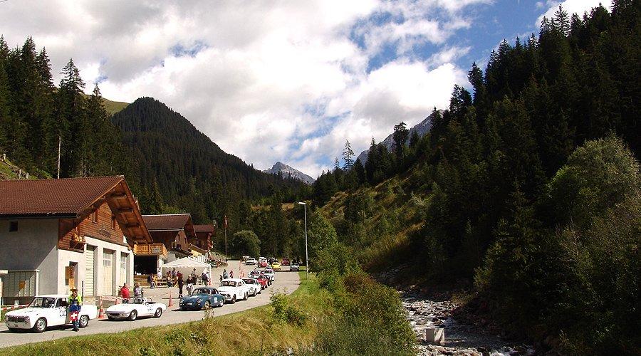 Arosa Classic Car 2011: Bergsteigen für Fortgeschrittene