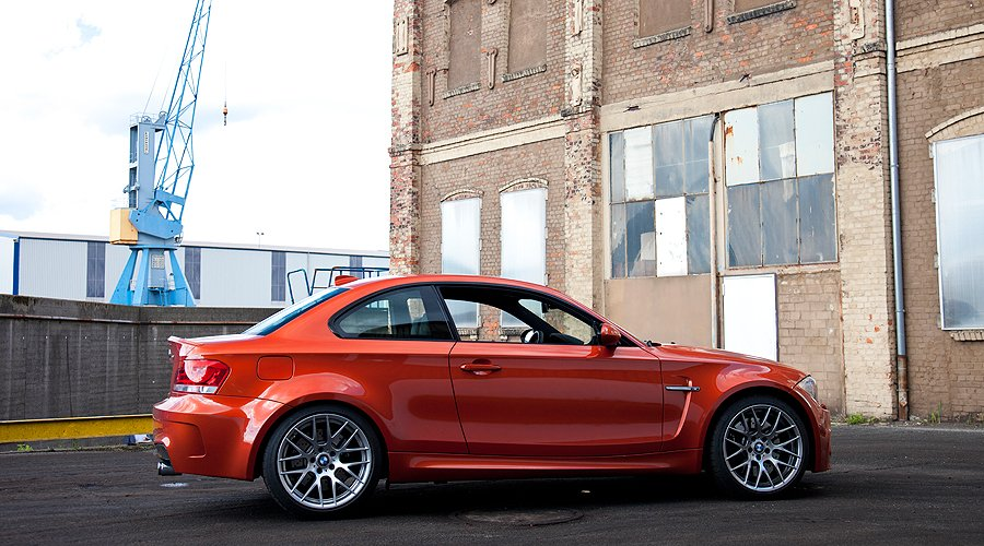 Driven: BMW 1-Series M Coupé