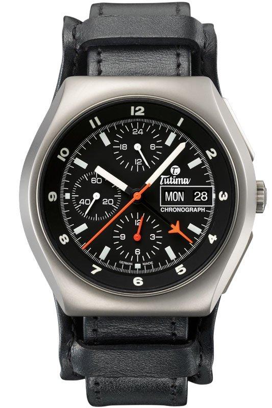 Ikonen der Uhrengeschichte No. 19: Tutima Military Chronograph