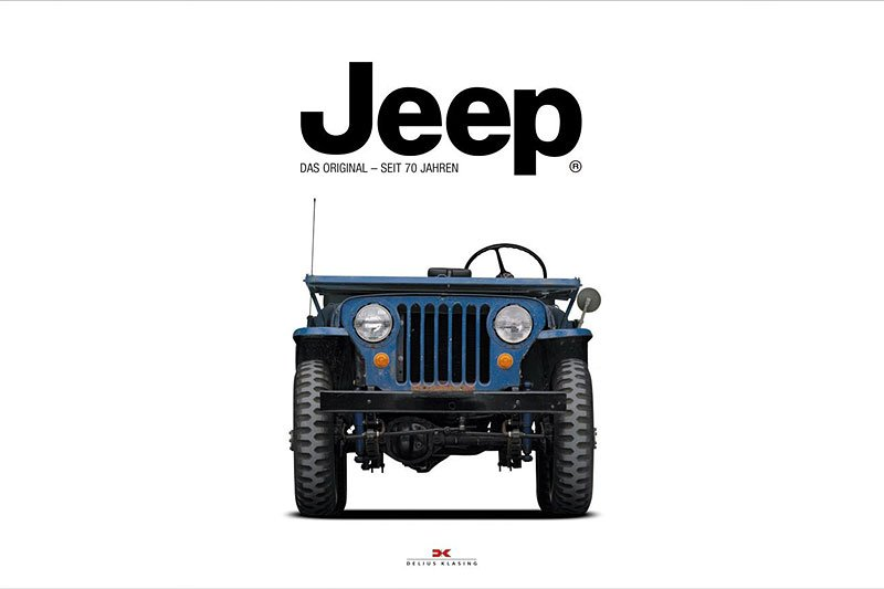 Buchtipp: Jeep – Das Original seit 70 Jahren