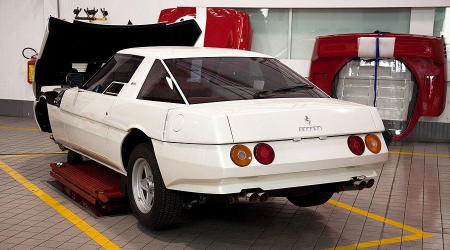 Focus on Heritage: Ferrari Classiche
