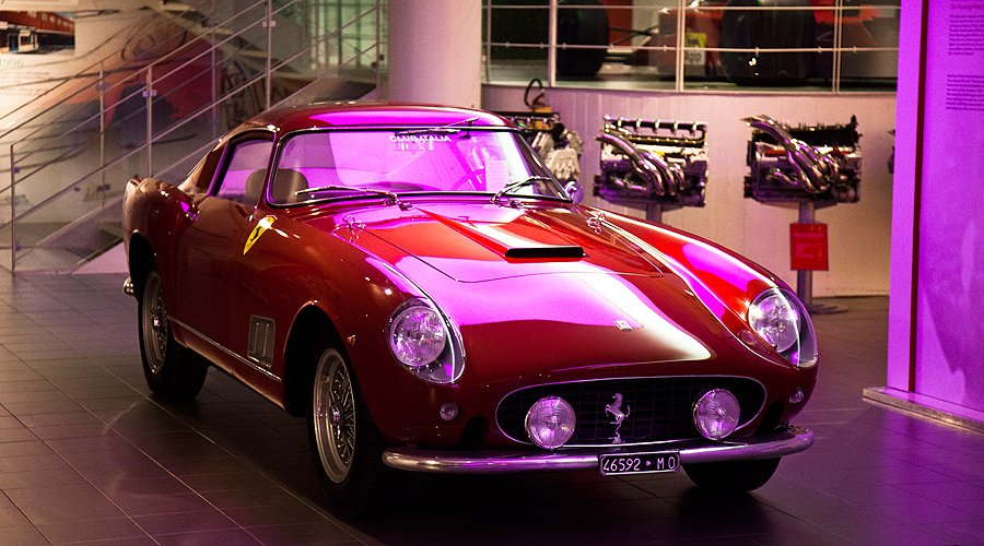 Museo Ferrari: Temple to the Prancing Horse