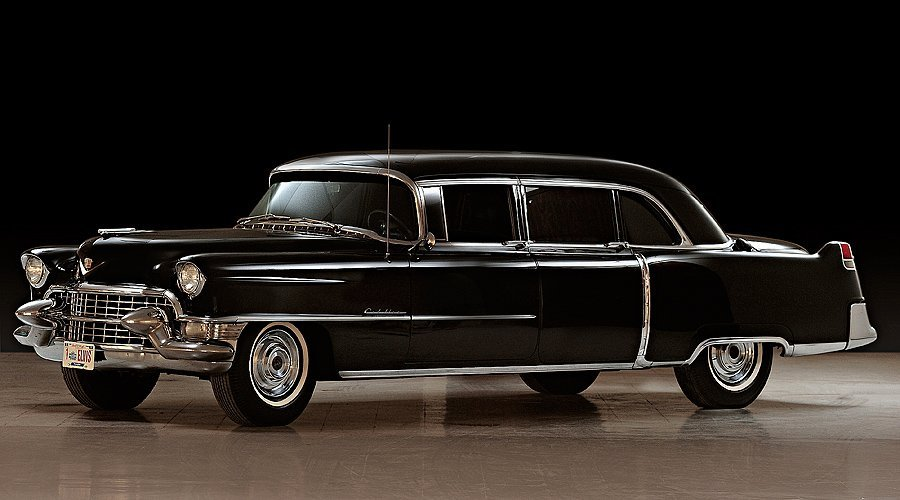 Elvis Presley's Cadillac Fleetwood 75 Limousine to be auctioned