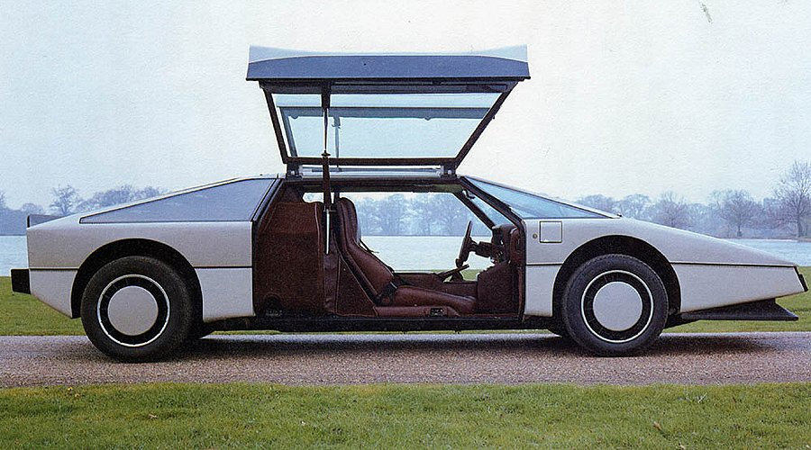 Classic Concepts Aston Martin Bulldog Classic Driver Magazine - Aston martin bulldog