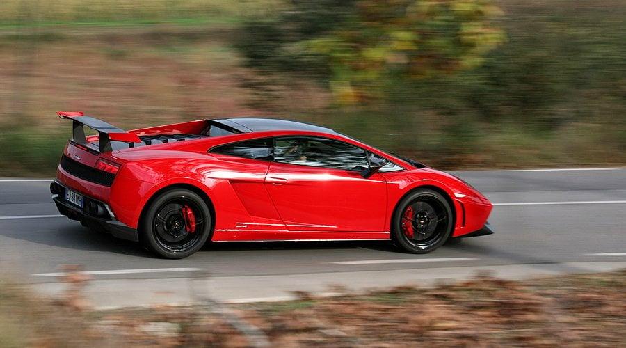 Lamborghini Gallardo Super Trofeo Stradale: Ausgewildert!