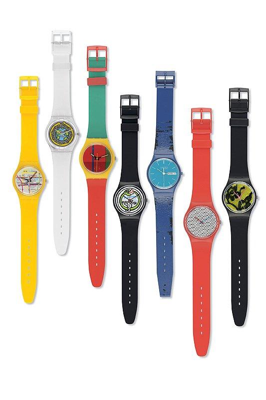 Swatch-Auktion in Hongkong könnte 6,3 Millionen Dollar einbringen