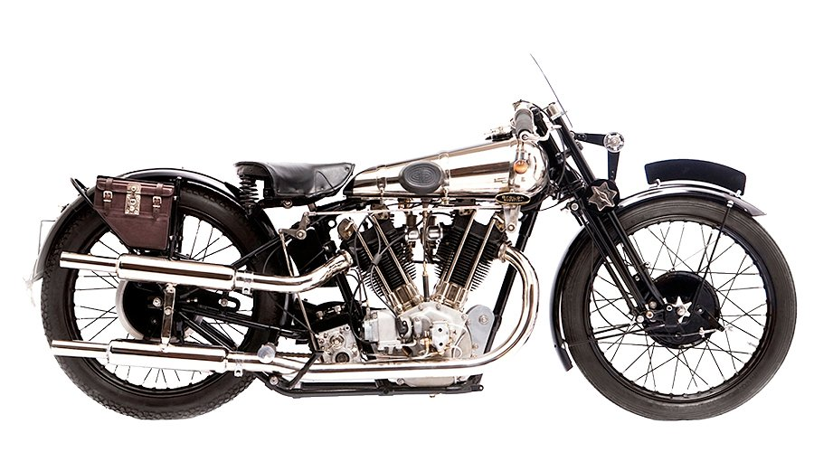 $250,000 Brough Superior at Bench & Loom