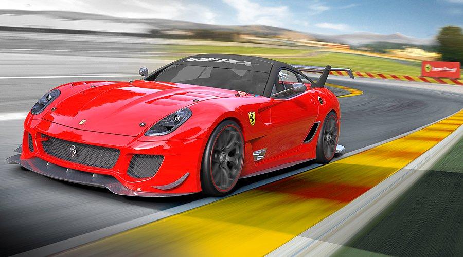 Ferrari 599XX Evolution: The best got better