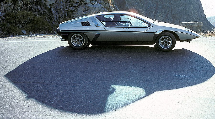 Classic Concepts: 1971 Matra Laser by Michelotti