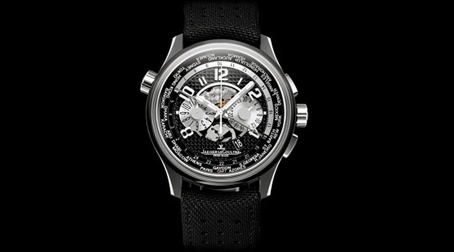 jaeger lecoultre amvox5 world chronograph aston martin am. Black Bedroom Furniture Sets. Home Design Ideas