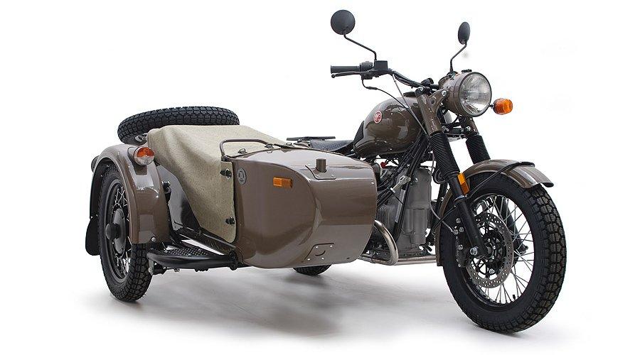 Ural M70 Anniversary Edition: warhorse tribute