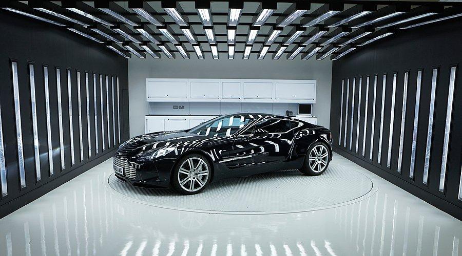 Behind the Scenes: Wie der Aston Martin One-77 entsteht