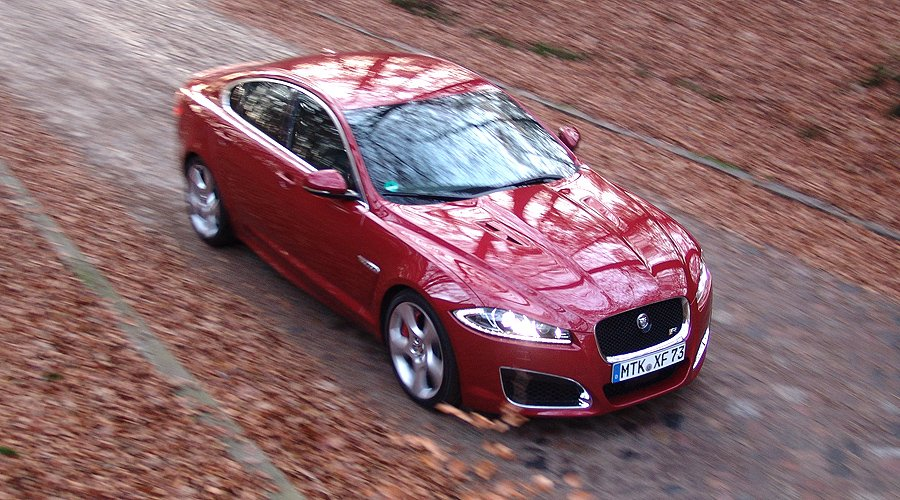 Jaguar XFR: Böse ist gut!