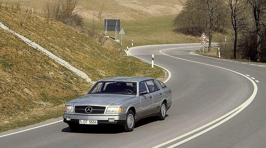 Classic Concepts: Mercedes-Benz Auto 2000