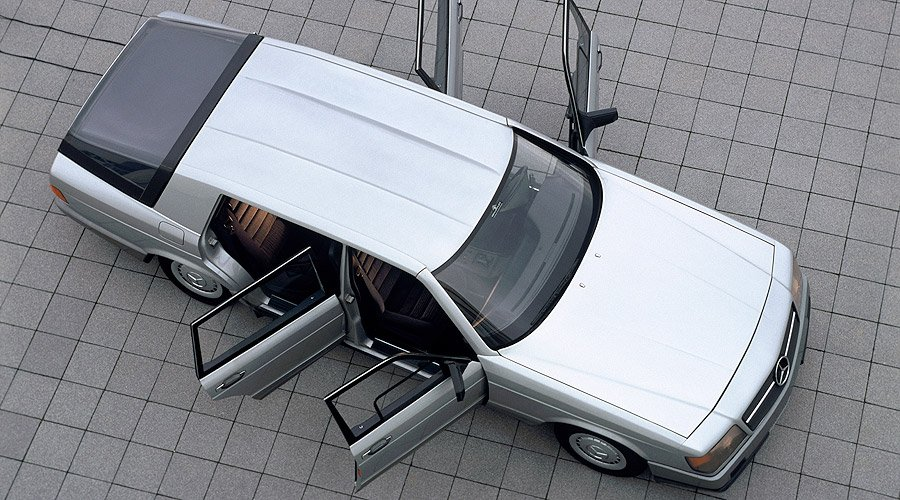 Classic Concepts: 1981 Mercedes-Benz Auto 2000
