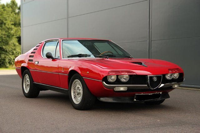 Editor's Choice: Alfa Romeo Montreal