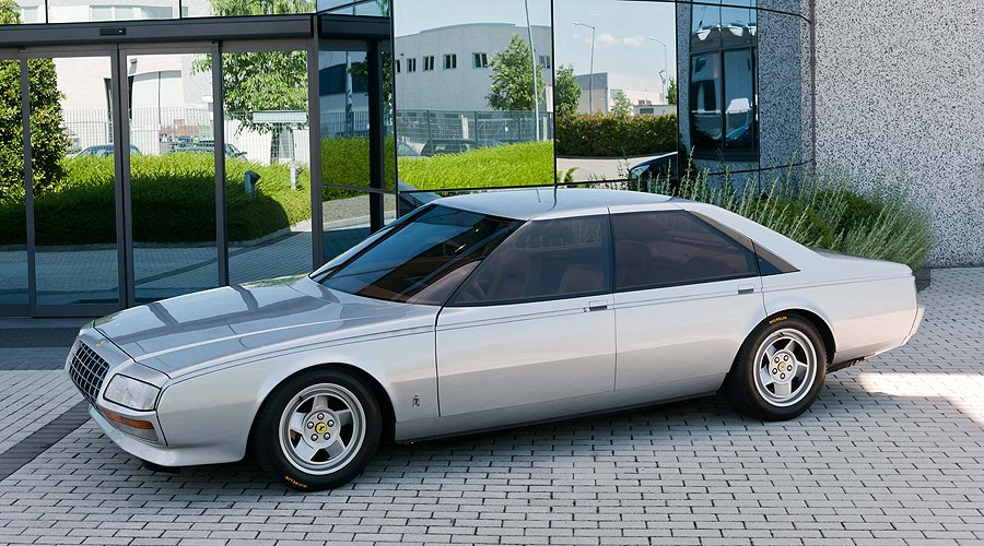 Lovely Remarkable As It May Seem, This Is The One And Only Proper Four Door Ferrari  Ever Built (privately Commissioned 456 Saloons Aside).