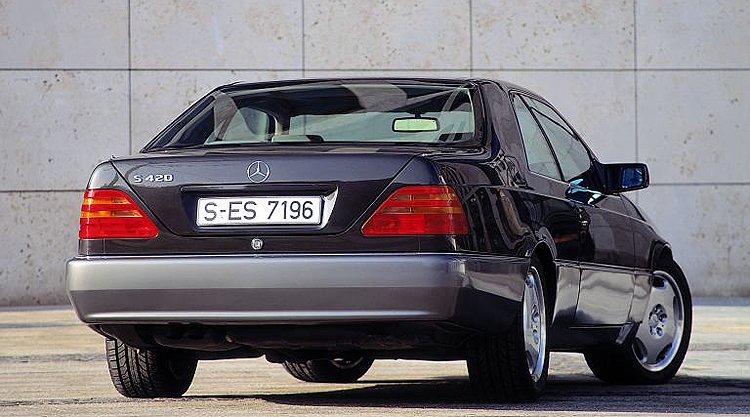 Mercedes-Benz W140 Coupé
