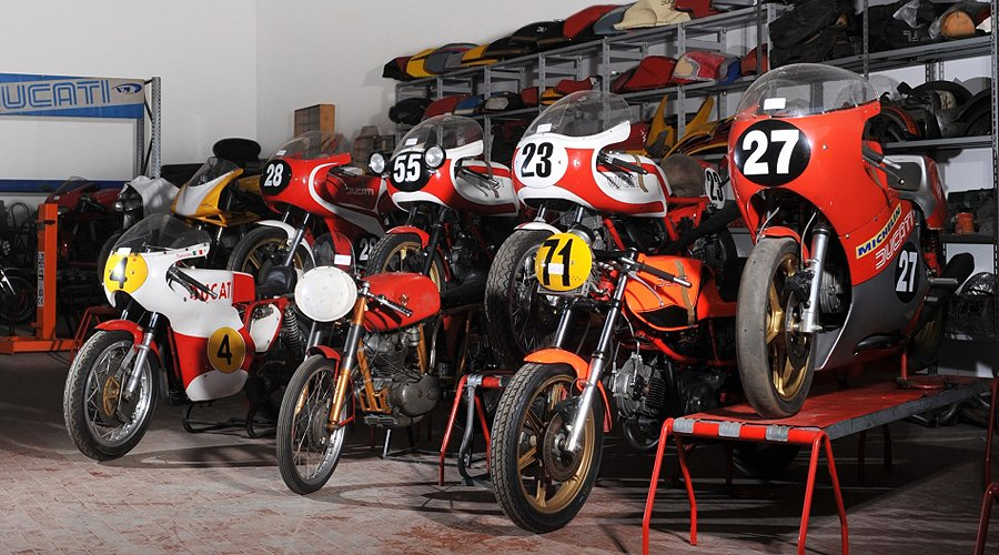 RM Sale of Saltarelli Ducati Collection: Update
