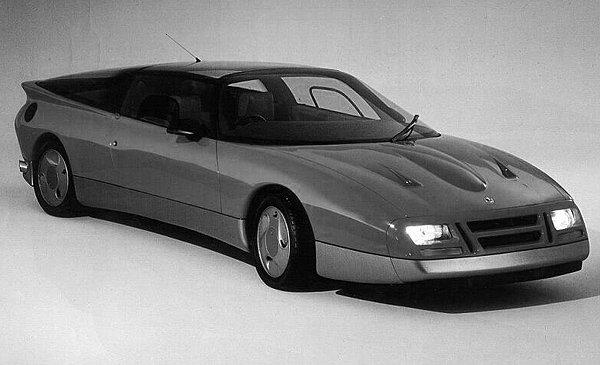 Classic Concepts: 1985 Saab 900 Turbo 16 EV-1