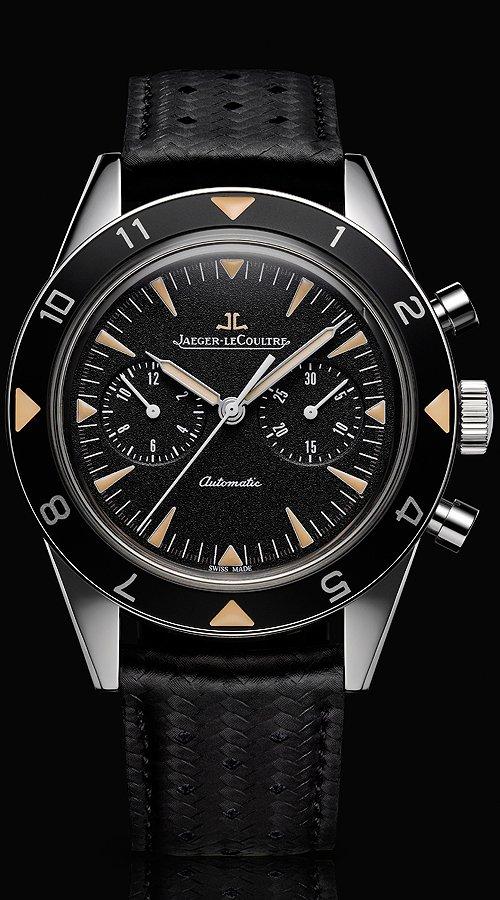 SIHH 2012: Jaeger-LeCoultre Deep Sea Vintage Chronograph