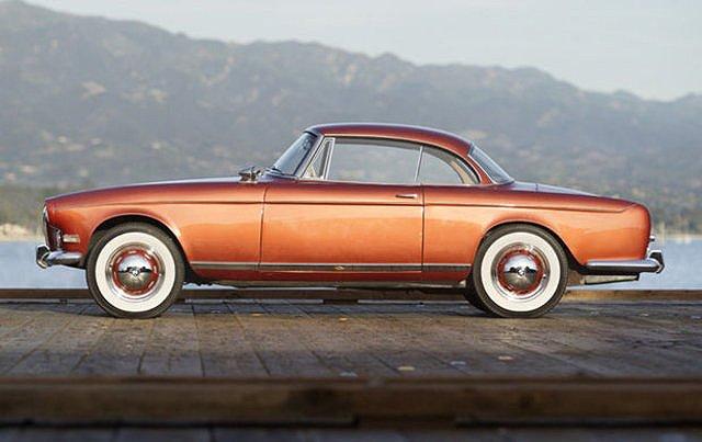 Editor's Choice: 1957 BMW 503