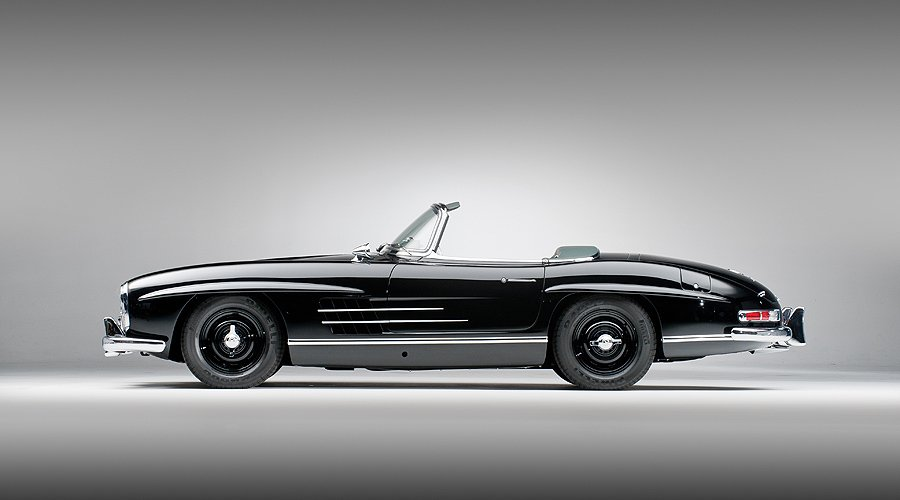 mercedes benz 300sl roadster classic driver magazine. Black Bedroom Furniture Sets. Home Design Ideas