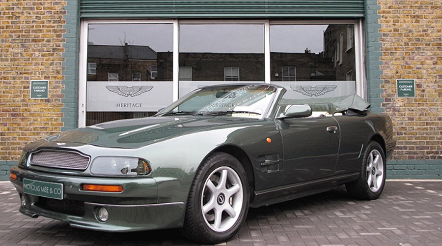 Editor's Choice: Aston Martin V8 Volante LWB