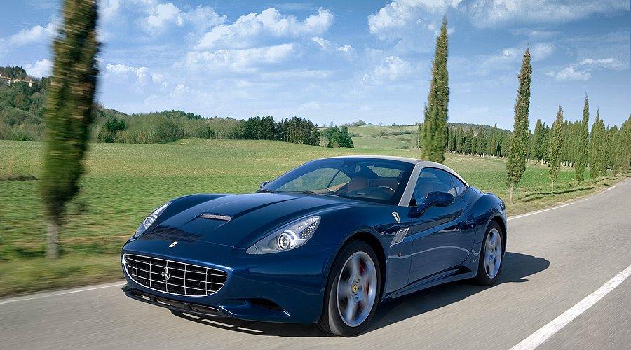 Ferrari California Upgrades for Geneva
