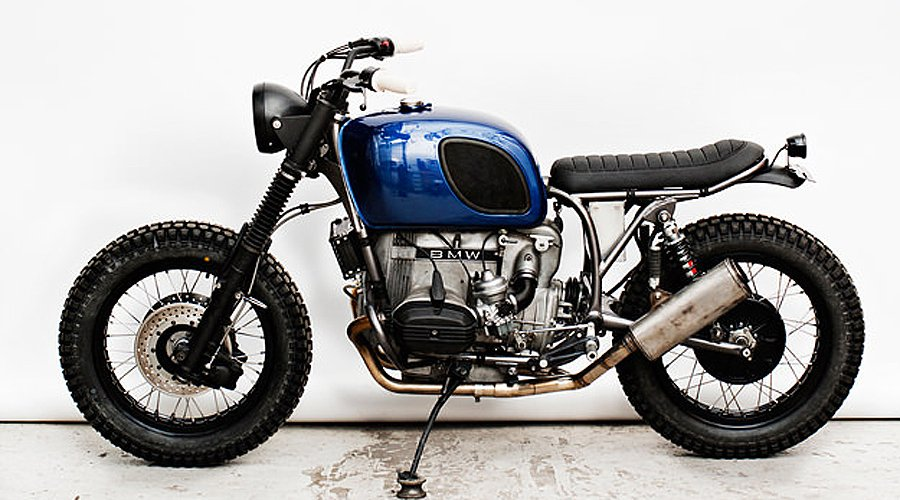 Danish Dynamite: the Wrenchmonkees BMW R100 RT