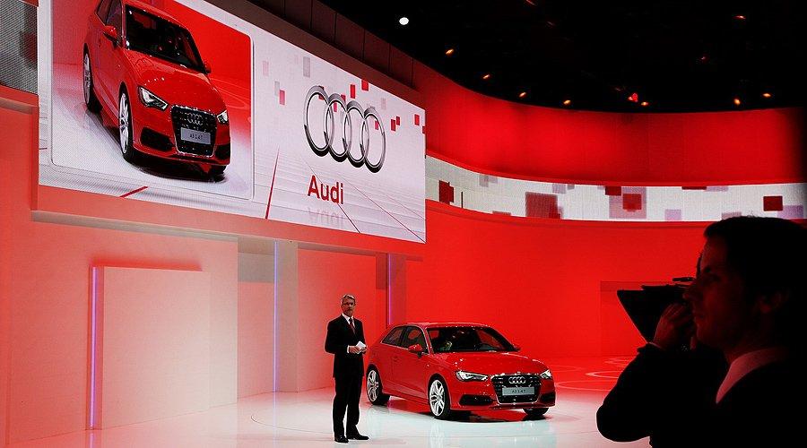 Volkswagen Group Night Geneva 2012