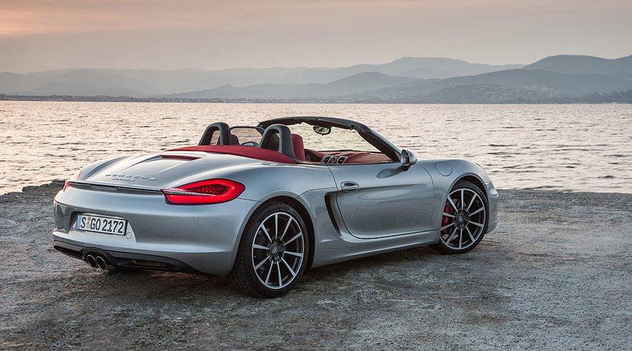 Der neue Porsche Boxster: Schärfer als scharf