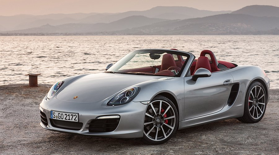 Driven: Porsche Boxster S