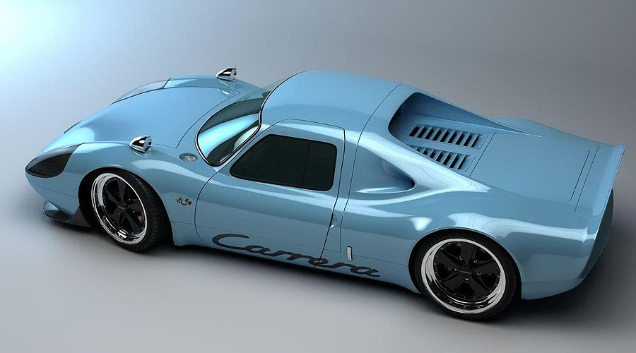 Gullwing-America P904 Carrera: Ode an den Porsche 904 GTS