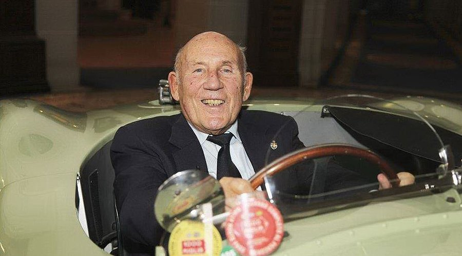 Five Questions to Sir Stirling Moss