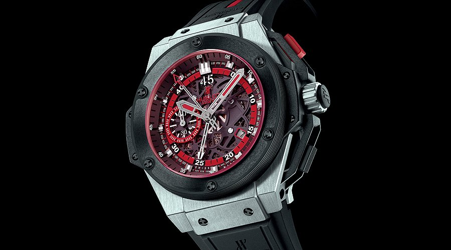 Hublot King Power EURO 2012 Special Edition
