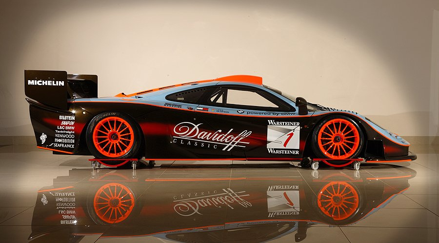 1997 McLaren F1 GTR 'Longtail' to star at Bonhams' 2012 Quail Lodge sale