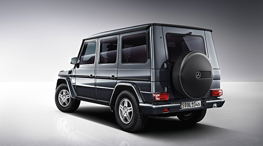 New Mercedes-Benz G-Class: Now with 604bhp V12
