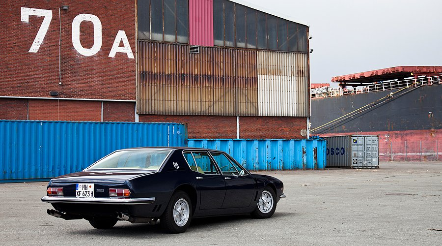 Iso Rivolta Fidia: The fastest four seats in the world