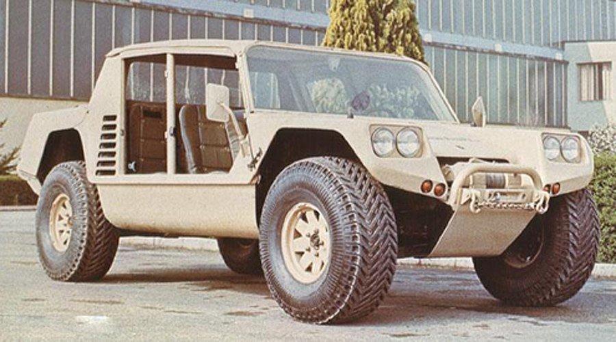 Classic Concepts 1977 Lamborghini Cheetah Classic