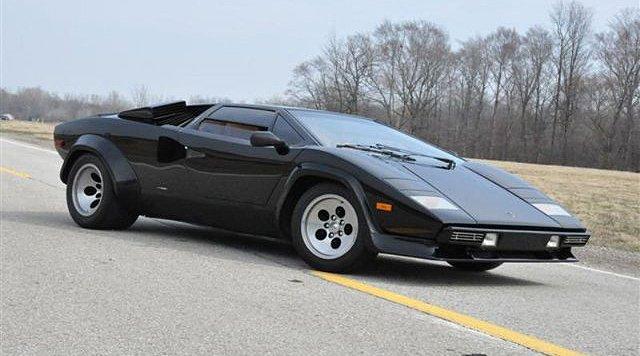Editor's Choice: Lamborghini Countach LP500S