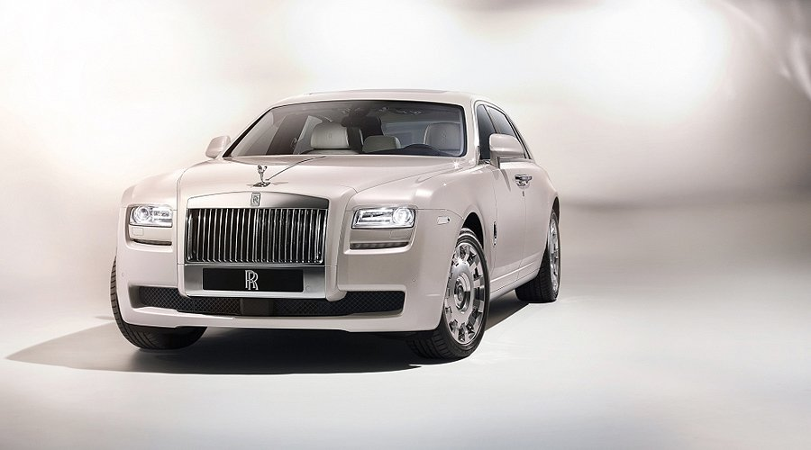 Rolls-Royce Ghost Six Senses: Für die Sinne