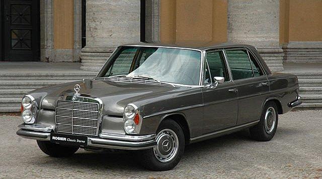 Editor's Choice: Mercedes-Benz 300 SEL 6.3