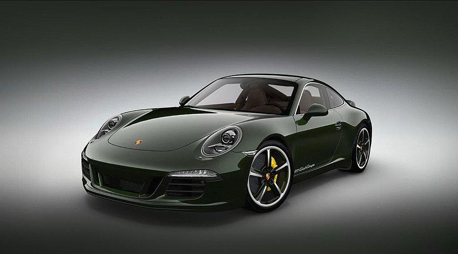 Porsche 911 Club Coupé: Sondermodell zur Sonderausstellung