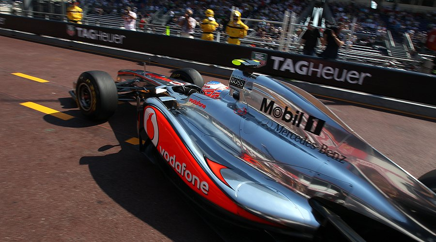 Five questions to: Jenson Button
