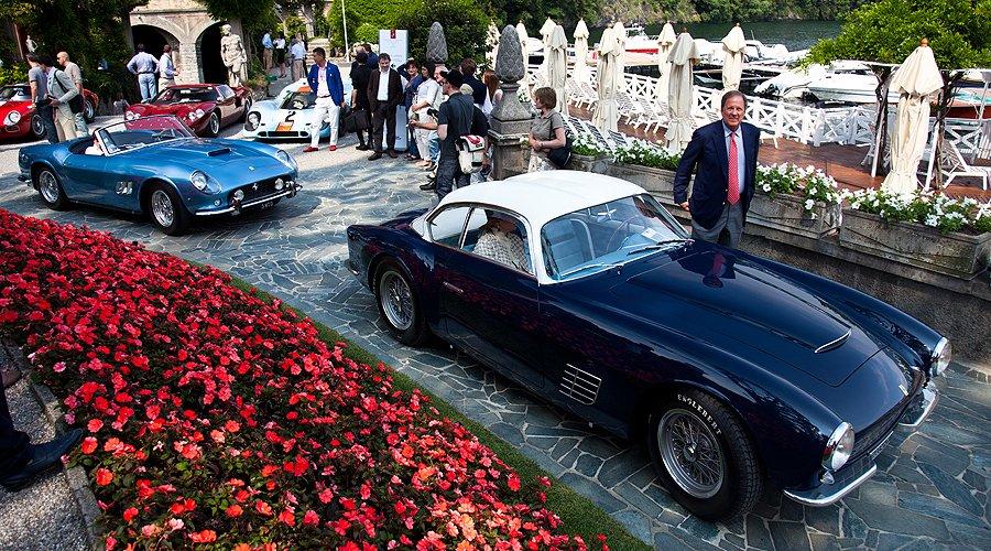 Concorso d'Eleganza Villa d'Este 2012: Best of Show